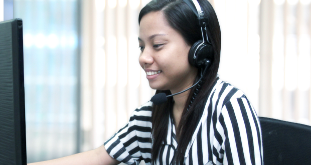 Outsource Call Center Staff